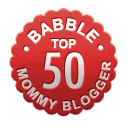 Babble Top 50 Mommy Blogs