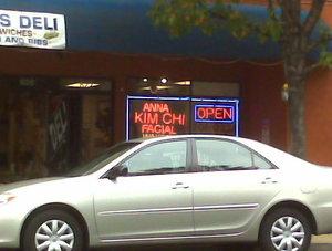 Kimchifacial